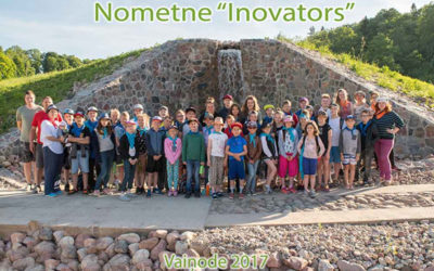 "Summer camps for Latvian and Diaspora children ""Inovatori"""