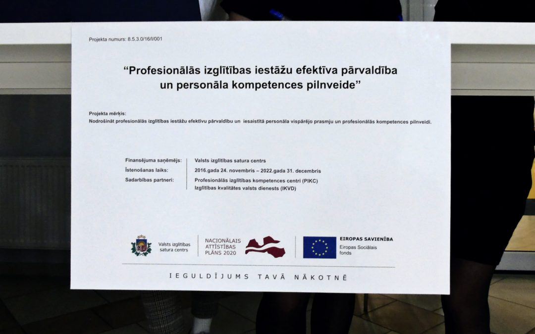 """22. oktobrī projekta """"Profesionālās izglītības iestāžu efektīva pārvaldība un personāla kompetences pilnveide"""" ietvaros, metodiķiem tika rīkota erudīcijas spēle Prāta Rokenrols LIAA Liepājas biznesa inkubatorā."""