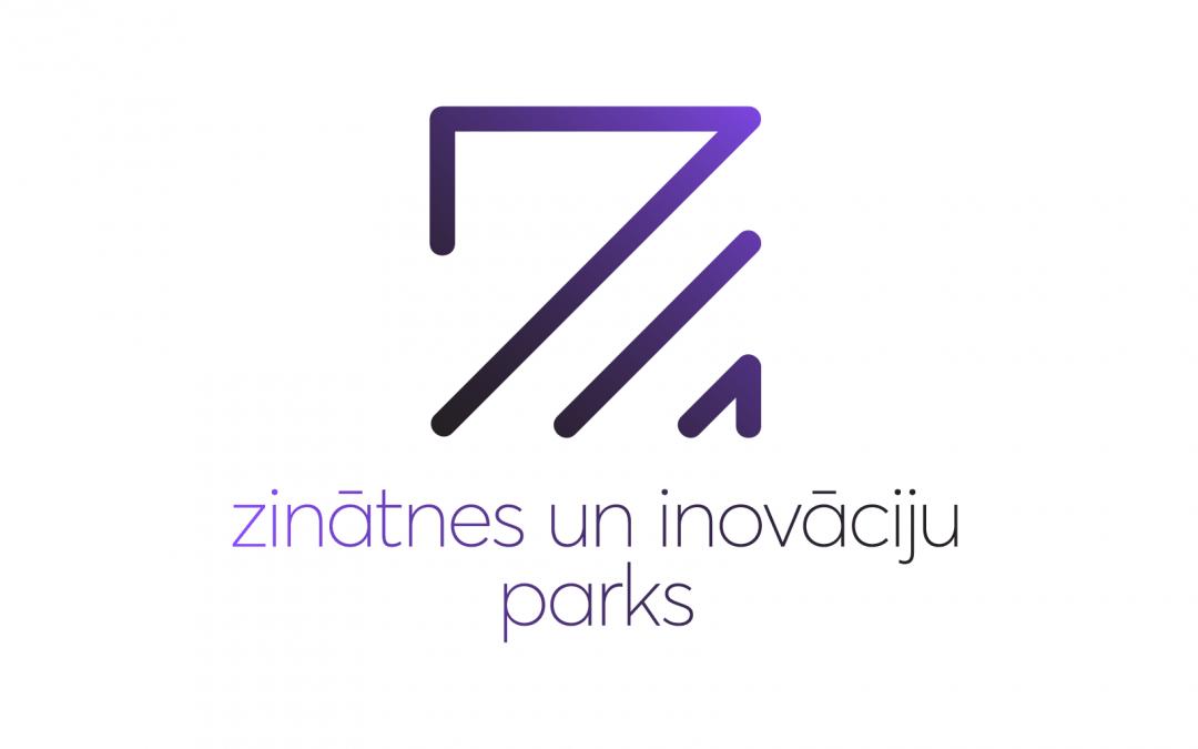 """Iepazīstinām Jūs ar nodibinājuma """"Zinātnes un inovāciju parks"""" jauno logo!"""