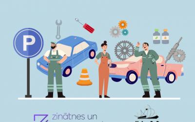 """Projekts """"Autonoms autoserviss"""" piedalās KinGS """"Start – up skola"""" programmā"""